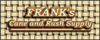 Frank's Cane and Rush Supply logo