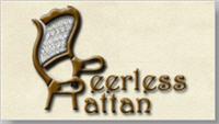 Peerless Rattan logo