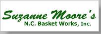 Suzanne Moore's North Carolina Basket Works logo