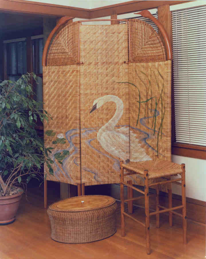 Reed weaver chair caning wicker expert minnesota for Wicker reed