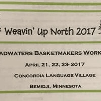 Headwaters Weavin' Up North 2017