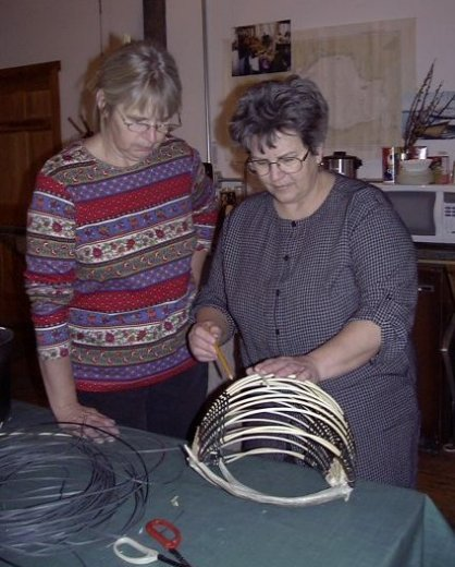New Basketry Events Added to Calendar