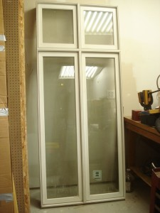 90x40 Marvin casement window
