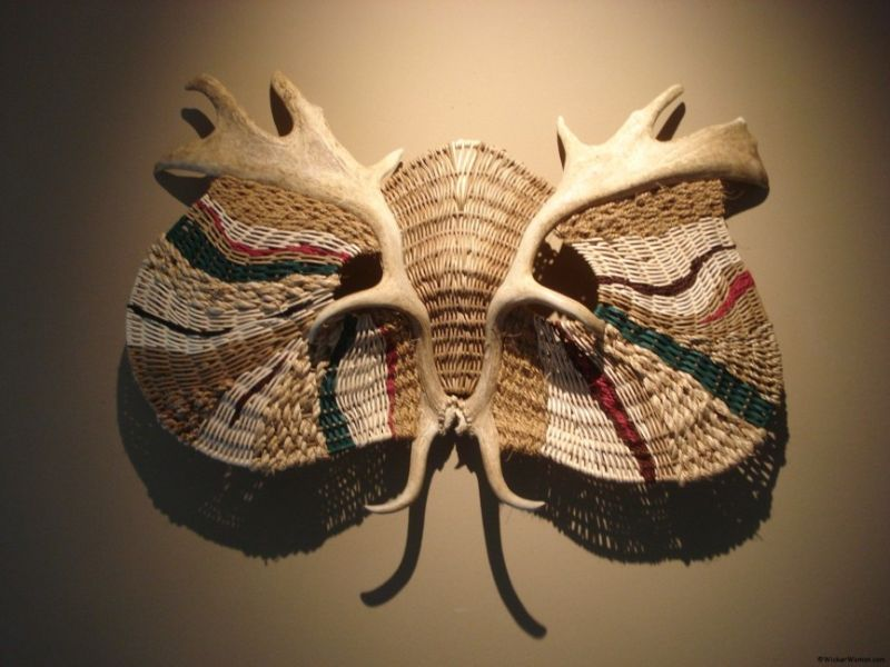 Antler Basket Weaving Hints and Tips