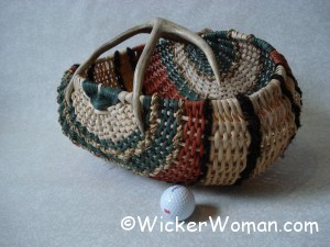 Autumn Bound Antler Melon Basket
