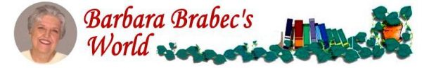 Barbara Brabec Site Header