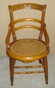 wicker furniture is not to be confused with cane seat chairs
