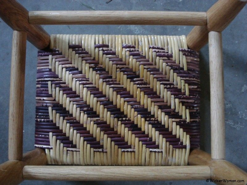 bottom-wide-binding-cane-twill-stool