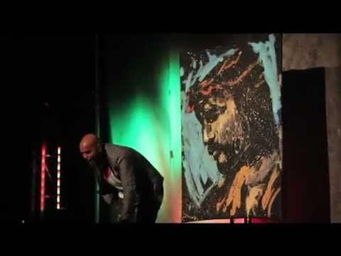 David Garibaldi-performance artist