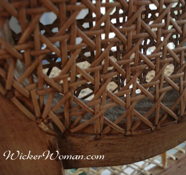 double caning pattern