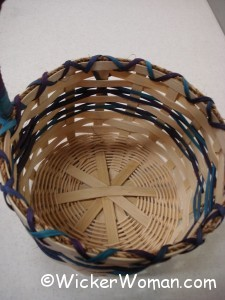 Inside Easter basket NWFA 3-2012