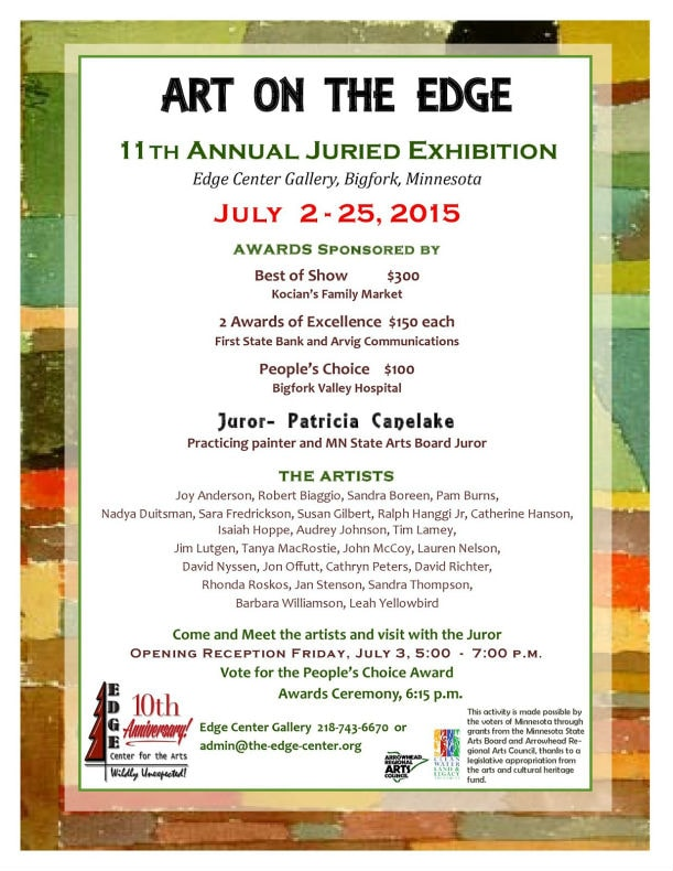 Antler Basket in 2015 Juried Exhibition