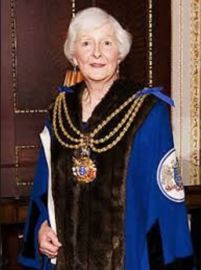 England's first Prime Warden of the Worshipful Company of Basketmakers