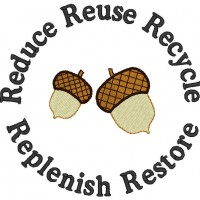 National Furniture Repair Directory™ reuse-restore logo