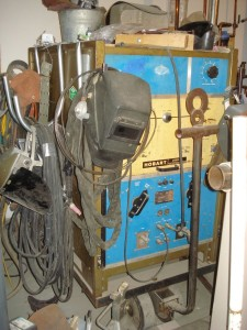 Hobart 230 volt welder