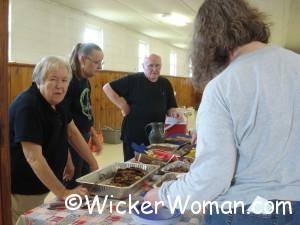 Holtkamps TSWG Gathering dinner 2011