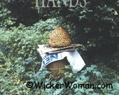 Traditional Irish Craft Hands Series--Bees and Bee Skeps
