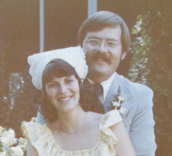 Peters Celebrating 39 Years of Wedded Bliss