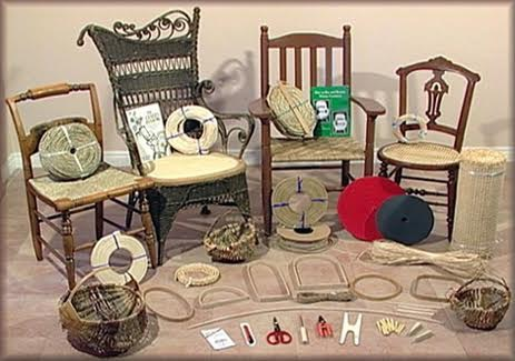 Chair Caning and Basket Making Supplies in Ontario, Canada