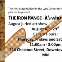 Antler Baskets selected for 2015 Iron Range Exhibition