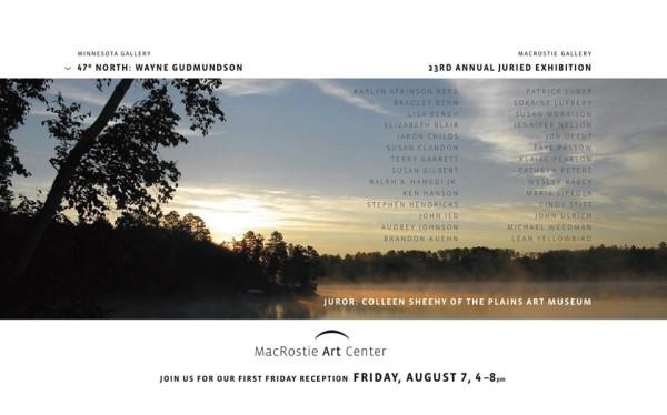 MacRostie Art Juried Show 8-7-15