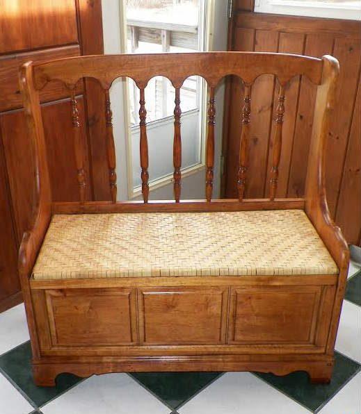Murray Hill Seat Weaving NH