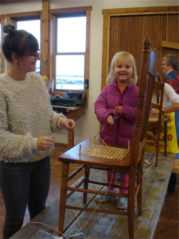 Chair Caning Classes