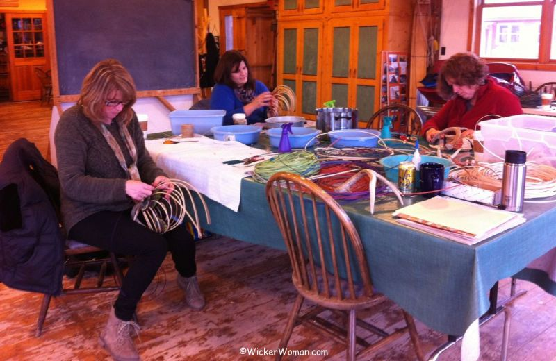 Antler Basket Class–Day Two