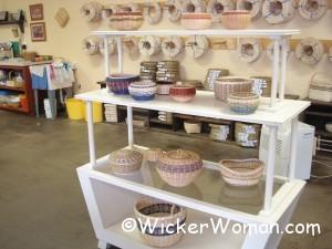 Oklahoma Basket Supply retail space