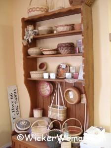 OK Basket Supply Basketry Samples