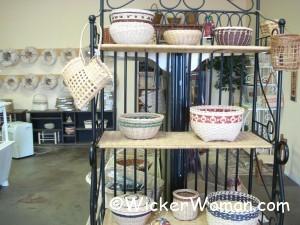 Oklahoma Basket Supply basket class samples