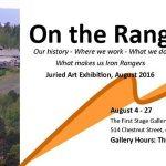 Antler Baskets--On the Range Exhibition
