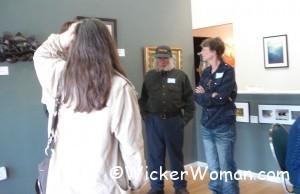 Open Water exhibit Virginia, MN 5-2012