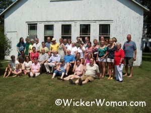 Peters Family Reunion 7-2012