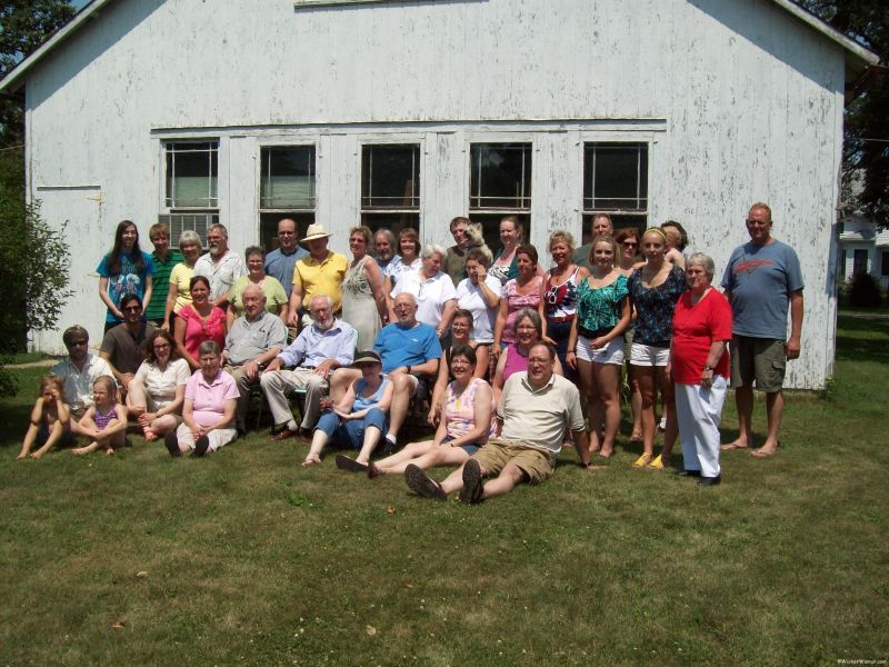 Photo of Peters Family Reunion 7-2012