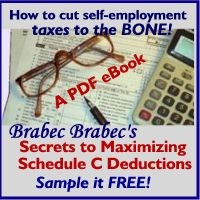 Barbara Brabec's Schedule C Tax eBook!