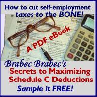 Barbara Brabec's Schedule C Tax eBook!