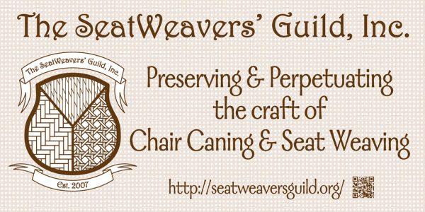 The SeatWeavers' Guild, Inc.® banner