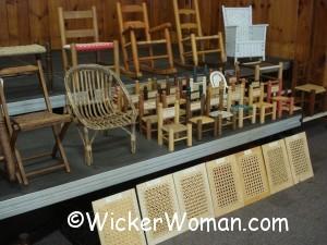 Chair Seating Exhibit TSWG 2011