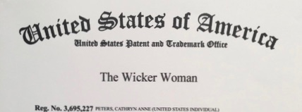 The Wicker Woman Federal Registered Trademark