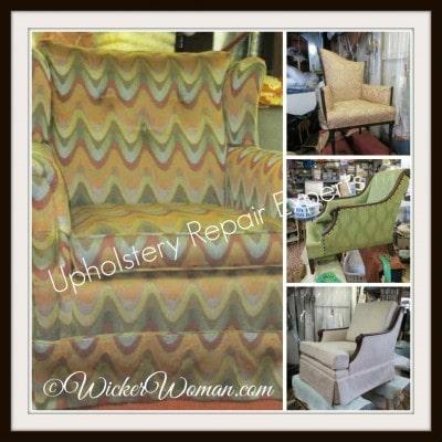 Upholstery Repair Directory