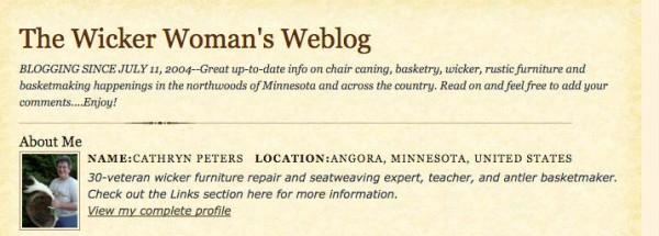 Wicker Woman Blogspot 2004