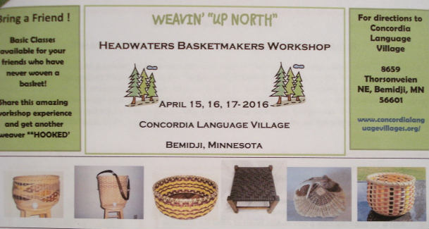 Weavin' Up North Bemidji 2016