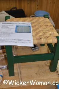 Weaving Seats w Peters 13-L
