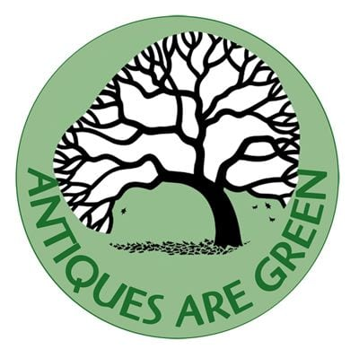 antiques are green image