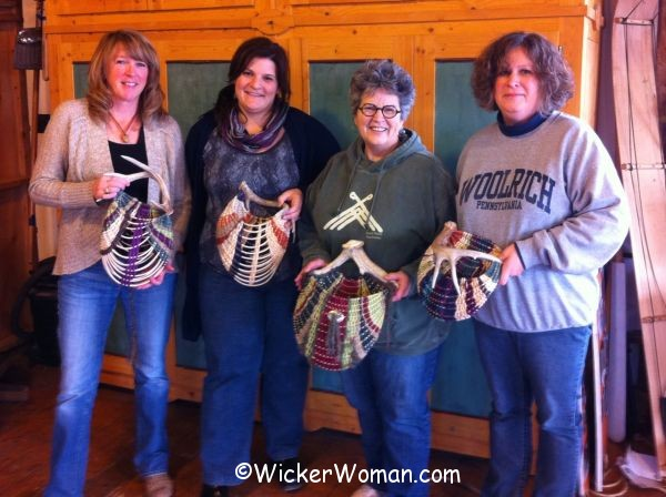 antler basket class North House