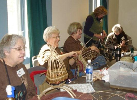 Headwaters Basketry Workshop