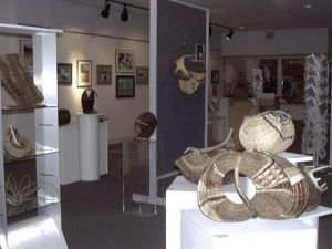 Cathryn's Antler Basket Exhibition
