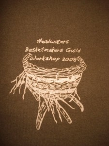 Antler Basket Logo Bemidji, MN 2008 Workshop