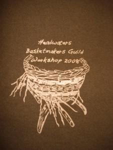 Antler Basket Logo Bemidji, MN 2008 Workshop